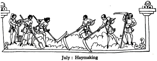 July: Haymaking