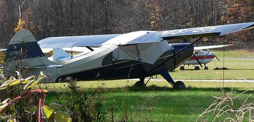 Aeronca 15AC Sedan (N1378H)