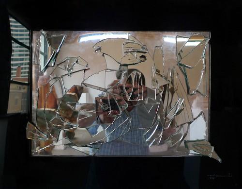 fractured - doug siefken - a self-portrait