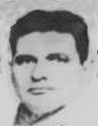 Calixto Sánchez White c1957
