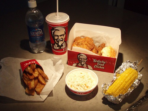 Fancy Fast Food A Food Humor Blog The Colonel S
