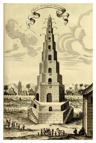 002-Kircher Athanasius-China monumentis 1667