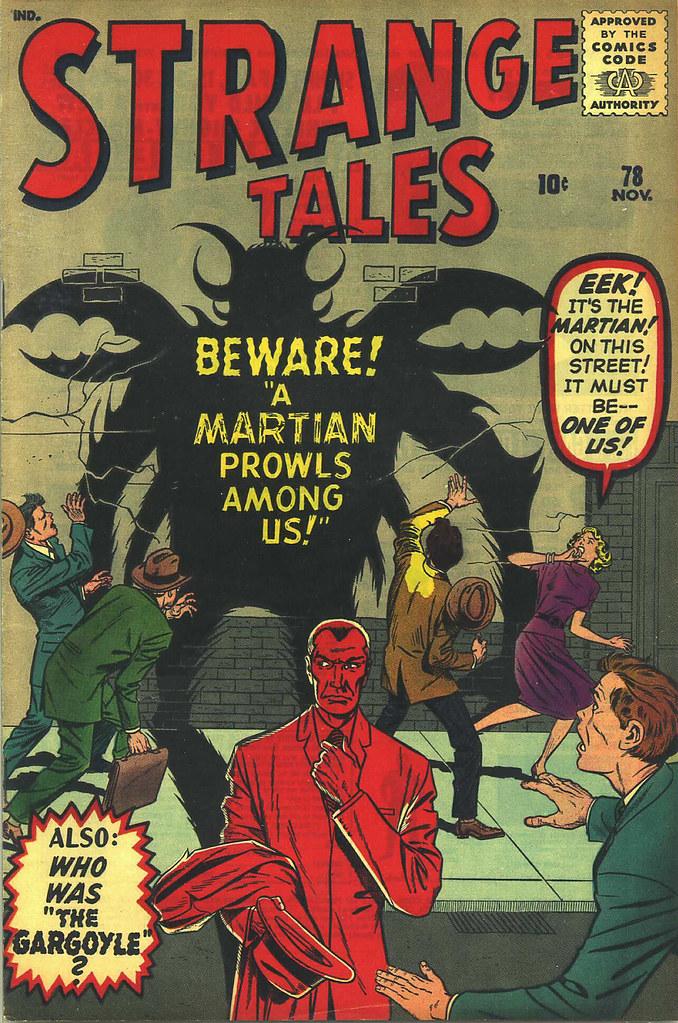 Strange Tales #78