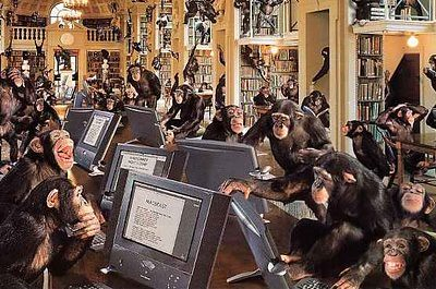 Monos amaestrados de Aeromental