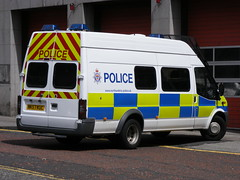 Police: Ford Transit NK57KUC Northumbria Police (emdjt42) Tags: police newcastleupontyne fordtransit northumbriapolice nk57kuc