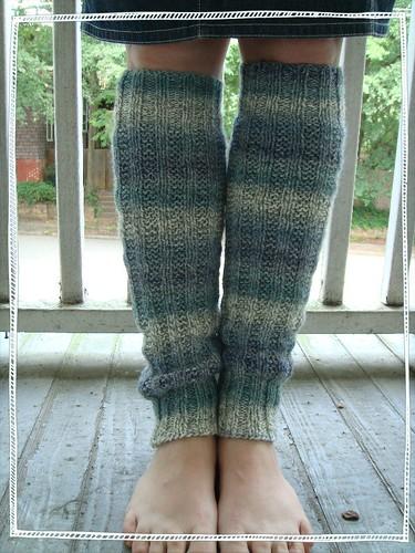 leg warmers !