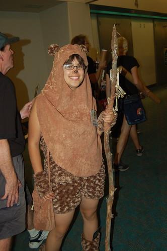 Comic Con 09: Ewok