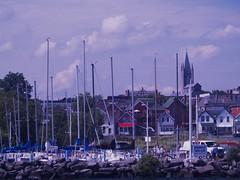 Marina in Brockville (Ross Dunn - 6 million+ views!) Tags: brockville 1000islands stlawrenceriver
