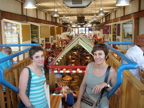 Granville Market: paregabea