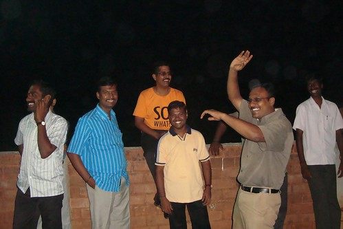 nalla beach resort get together