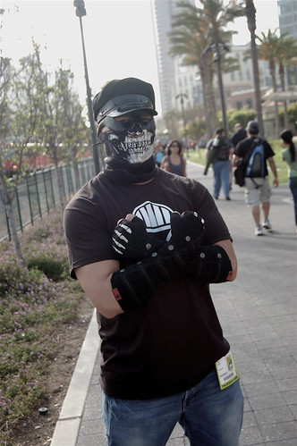 Comic Con 09: Black Lantern
