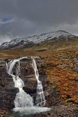 Glencoe Fall (MaxDD) Tags: uk fall scotland unitedkingdom escocia glencoe hdr catarata reinounido