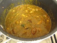 Stewing Balti