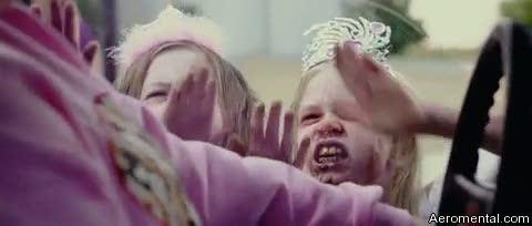 zombieland niñas quinceañeras