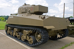 British Sherman Firefly (Madbuster75) Tags: museum army tank aberdeen armor ww2 grounds proving ordnance