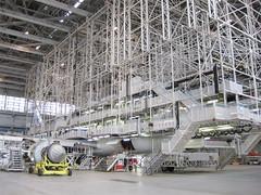 全日空機体工場