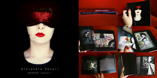 """""""Horror Vacuii"""", my first book"""