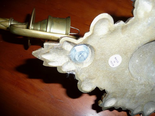 Steampunk Brass Ray Gun by LauraMoncur from Flickr