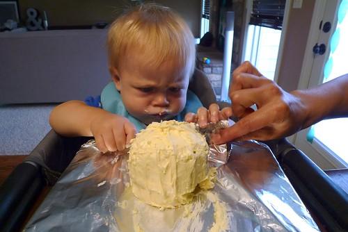 Jack vs Cake