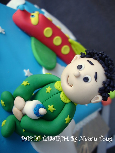 görkem 1st. birthday cakes