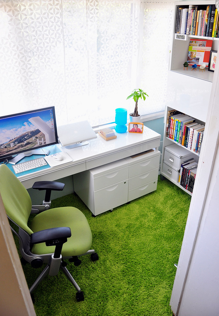 "Home Office Makeover – the ""before"""