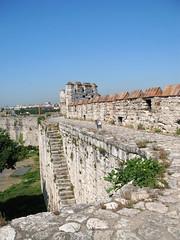 Yedikule Dungeons (LisaHong) Tags: turkey istanbul dungeons yedikule