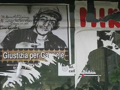 Rome (Zerbi Hancok) Tags: italy italie rome roma streetart street walls murs boys