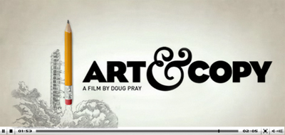 art&copy - film by doug pray