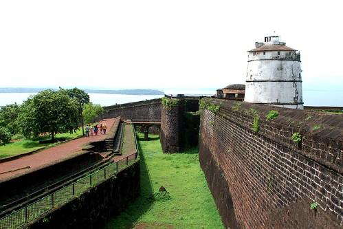 Aguada Fortress
