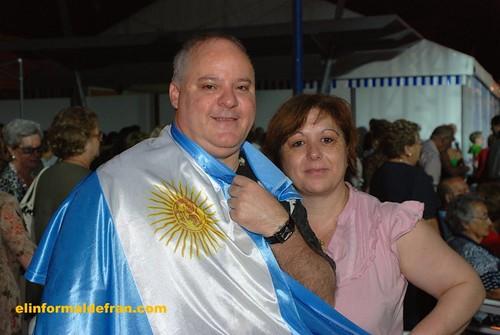 Carlos & Isabel en la actuación del Ballet Argentino 2009 068