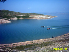 Mosul Dam Lake 1 (Younis M.) Tags: lake beautiful true amazing dam iraq cybershot mosul younis h50  dsch50  mosuldam
