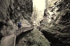 gornerschlucht II (Toni_V) Tags: nature landscape schweiz switzerland suisse hiking zermatt wallis 2009 valais randonnée d300 090810 toniv gornerschlucht dsc0310 gornera