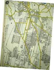 Terryville, Echo and Port Jefferson Station in 1952 [focus on Comsewogue School District] (Edu-Tourist) Tags: ny newyork li mountsinai echo suburbia longisland portjefferson portjeffersonstation terryville southsetauket comsewogue cumsewogue cmhccb hknc