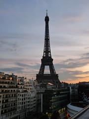 Eiffel Tower, Paris, France (balavenise) Tags: city paris france tower cité eiffeltower ciudad eiffel icon explore ville worldicon