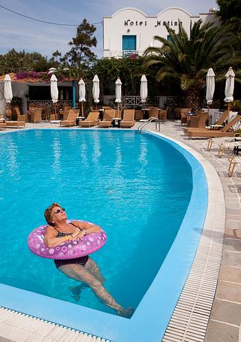 Hotel Matina Pool