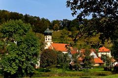 Dorfkirche _Lautertal (eckiblues) Tags: morning badenwrttemberg swabianalb lautertal bichishausen theperfectphotographer