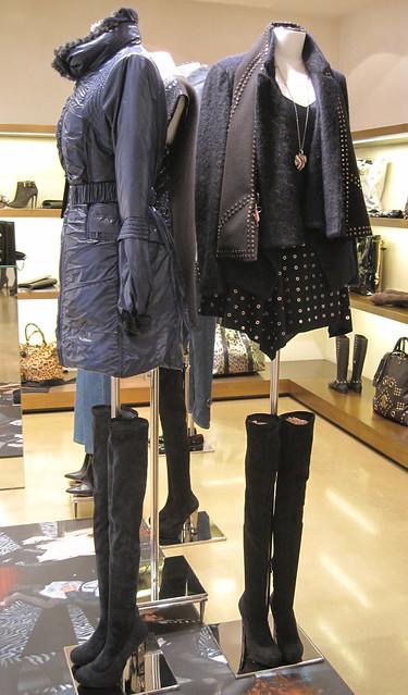 fashion technology tienda negozio accessories luxury robertocavalli justcavalli autumnwinter2009 evaduringer