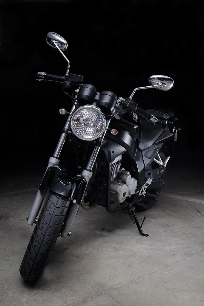 My loyal bike