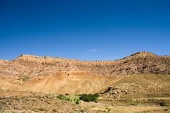 Paysages du Maroc - Morrocan landscapes (Cyrielle Beaubois) Tags: nature trekking canon french landscape eos photo natura paisaje morocco maroc marrakech paysage amateur ouarzazate zagora franais photographe mhamid sigma1770mm f2845 400d sigma1770mmf2845dcmacro dcmacro maroc2009 cyriellebeaubois cyriellebeaubois