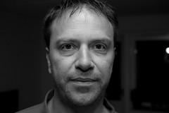 Hkan (Rutger Blom) Tags: portrait bw man guy public face skne europa europe sweden skandinavien portrt sverige scandinavia portret scania zweden gezicht kille skane ansikte hakandahlstrom hkandahlstrm