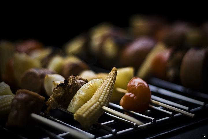 grillpremiär