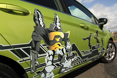 2011 Ford Fiesta Emeryville Marina