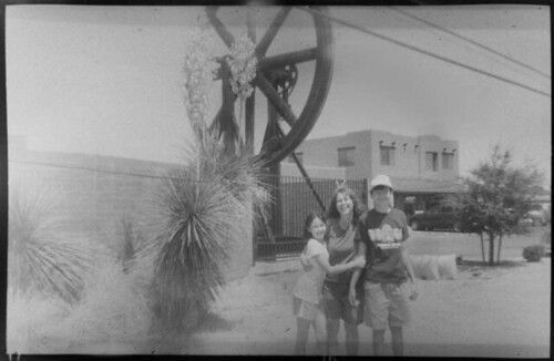 Wheel Of Progress (part 1) Sierra VIsta, Arizona by Crunchy Footsteps