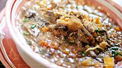 Netong's Batchoy in Iloilo City (Lakad Pilipinas) Tags: street trip food soup asia dish philippines tasty filipino noodle culinary iloilo batchoy 2013 iloilocity westernvisayas lakadpilipinas batchoi specialbatchoy netongs christiansangoyo