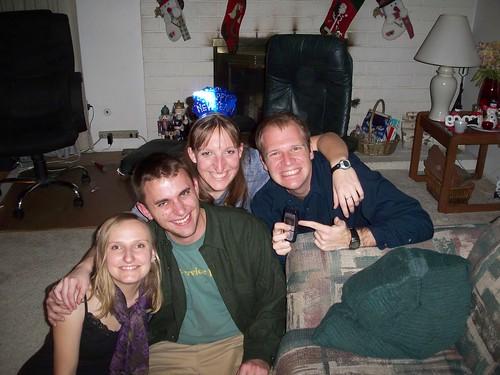a partial LA '08 reunion!