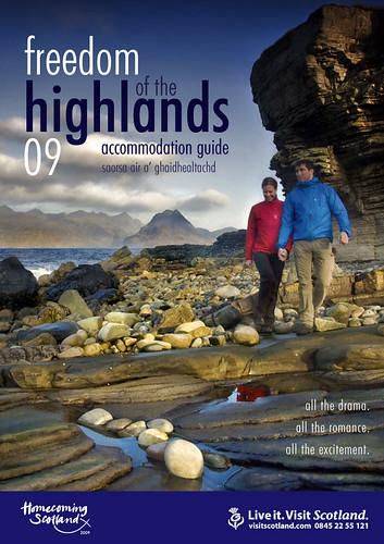 Freedom of Scotland 2009 Guide