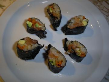 Sushi, Take 2