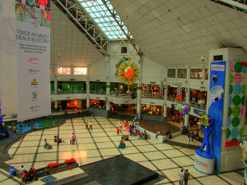 The World's newest photos of glorietta and mall - Flickr