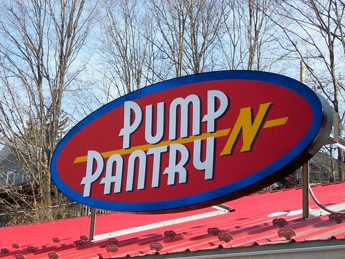 Pump And Pantry >> Pump N Pantry Sign A Photo On Flickriver