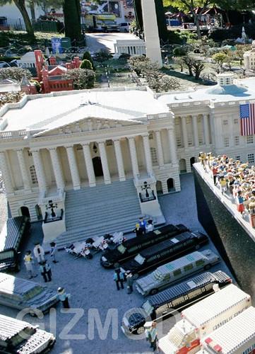 legoland inauguration